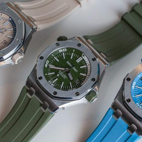 Reviewing of Best Audemars Piguet Royal Oak Offshore Divers Replica Watches
